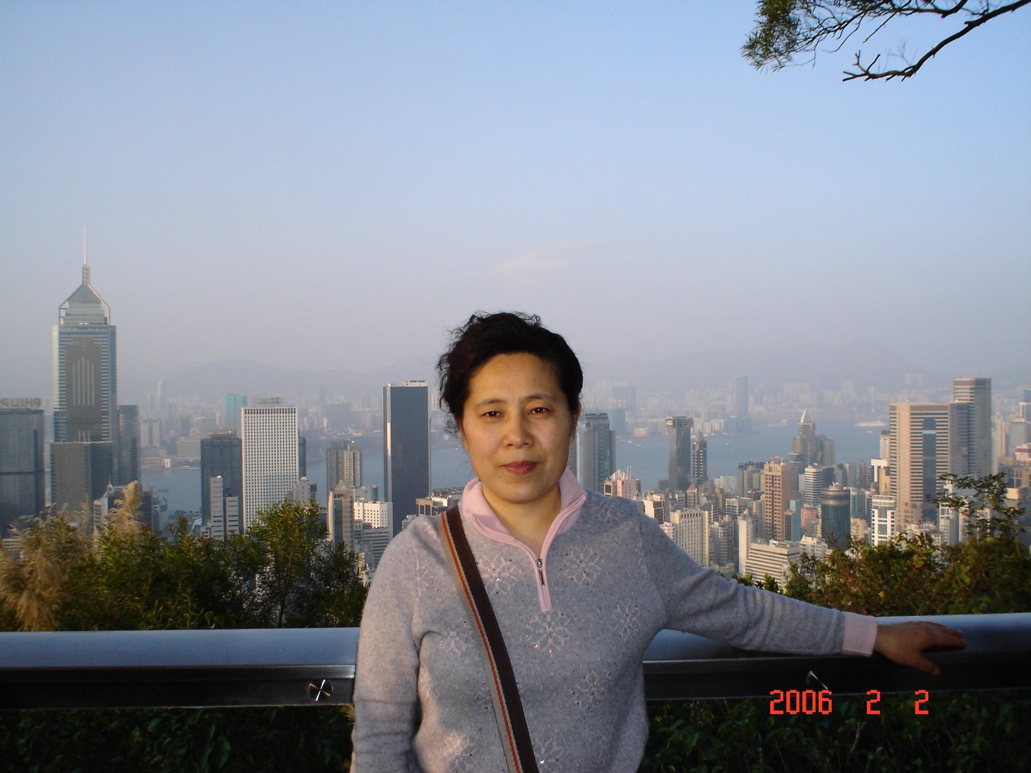 妈妈带我去香港 (2006年2月)